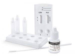 NADAL® COVID-19 Ag+Influenza A/B test